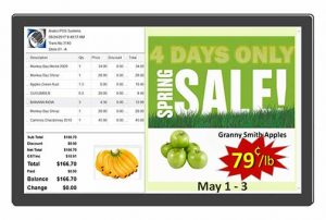 Aralco POS Grocery Promotion