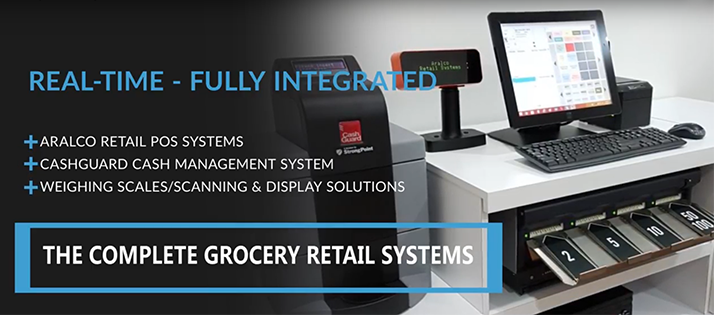 Grocery, Food & Beverage | Aralco Retail Systems