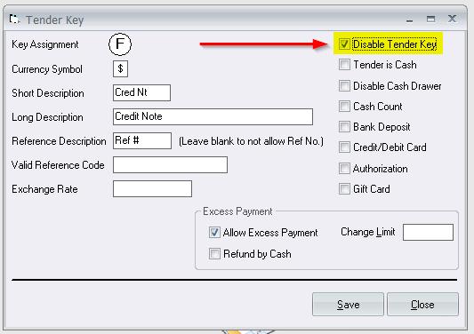 Remove unused payment types